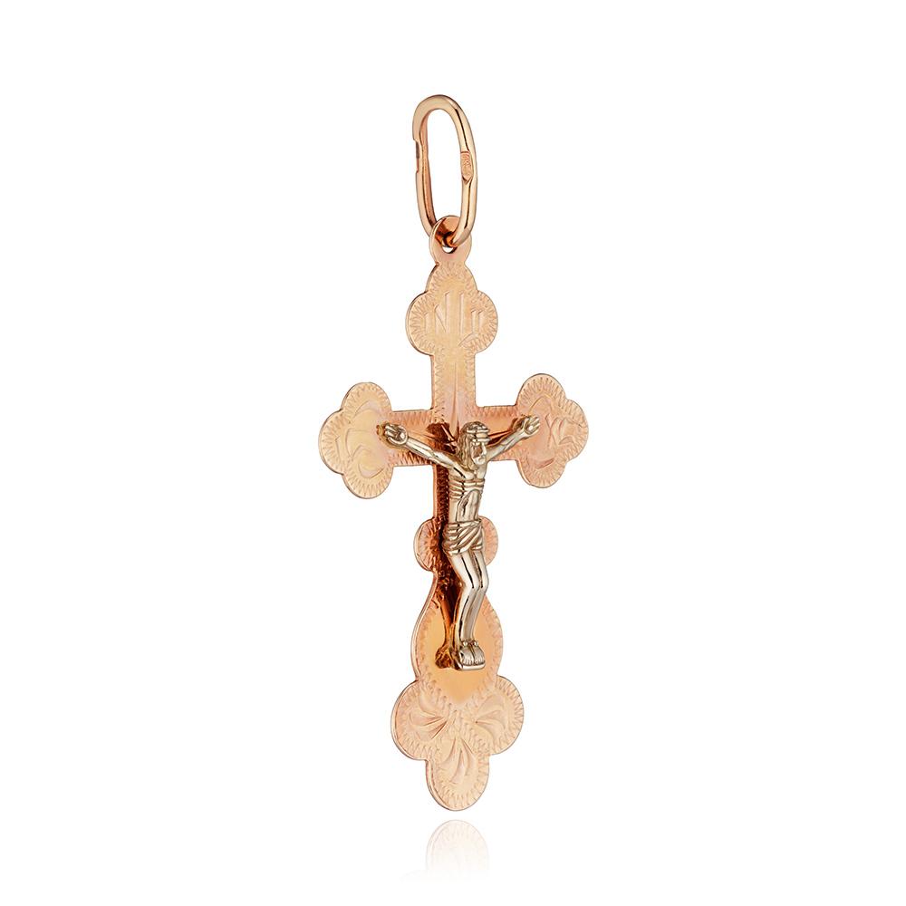 Крест ручная гравировка